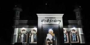 Masjid Jami' Darunnajah – Kemegahan di Lintas Timur Sumatera