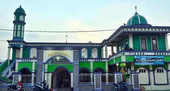 Masjid Jami' Darussalam Pisang Batu