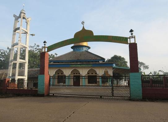 Masjid Jami' Miftahul Huda – Kampung Jati
