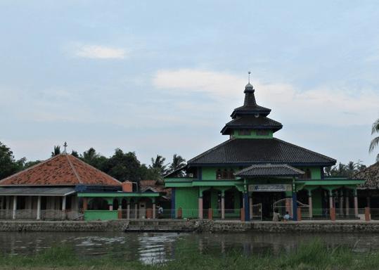 Masjid Jami' Nashrullah Medang Asem