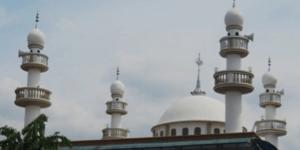 Masjid Jami' Nurul A'mal – Kampung Pengkolan