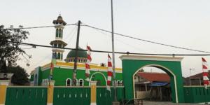 Masjid Jami' Nurul Hidayah, Masjid Liga Muslim di Cikarang Utara