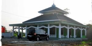 Masjid Jami' Nurul Iman Kampung Rukem