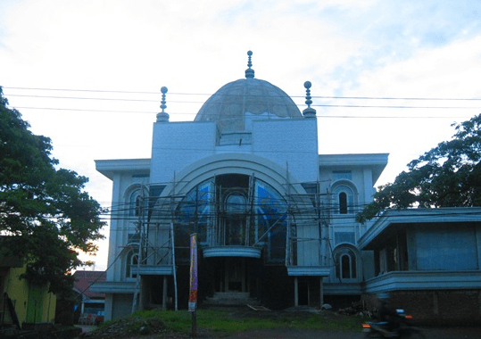 Masjid Jami' Nurussa'adah Tegal Gede