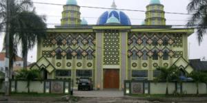 Masjid Jami' Sirojul Huda Leweung Malang