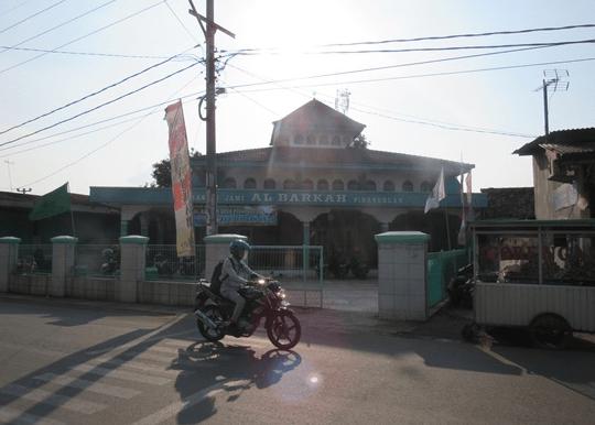 Masjid Jami Al-Barkah Pinayungan, Karawang