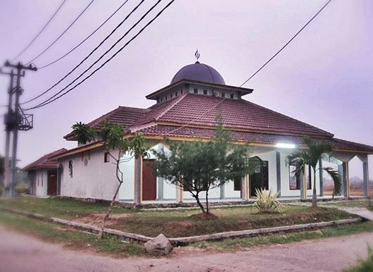 Masjid Jami Darussalam Griya Persada Indah Cikarang Selatan