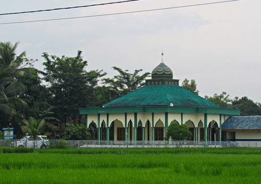 Masjid Jamie Al-Ikhlas Bakanraminten