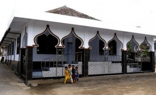 Masjid Kikisik – Masjid Yang Luput Dari Terjangan Lahar Gunung Galunggung