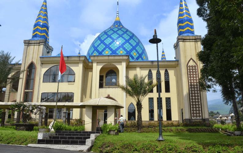 Masjid Kubah Biru Ciater