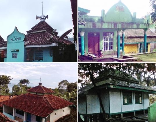 Masjid & Musholla di Objek Wisata Religi Makam Godog (Bag I)