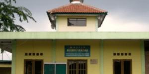Masjid Nurus Sa'adah Graha Asri Bekasi