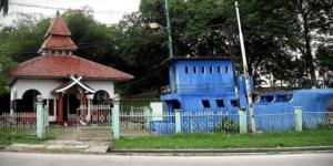 Masjid Perahu – Babakan Cibarusah