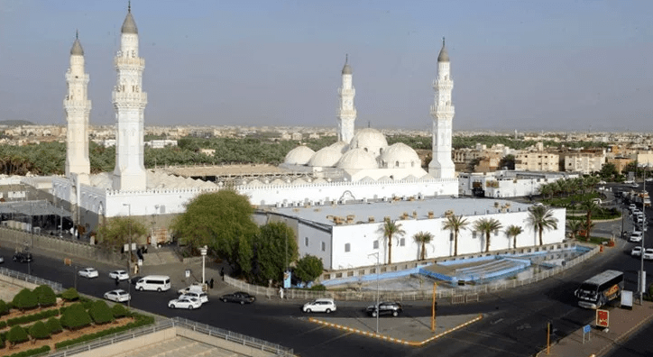 Masjid Quba – Madinah