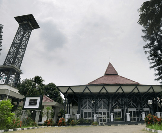 Masjid Raya Al-Kasiah, Klari Karawang