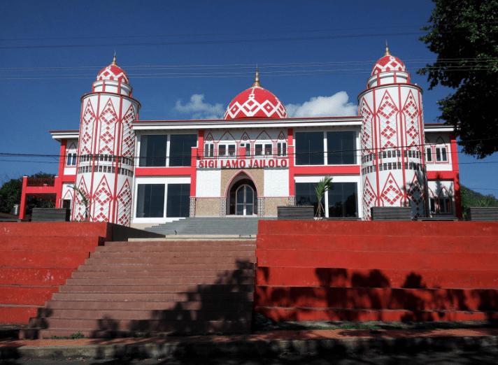 Masjid Raya Sigi Lamo Jailolo