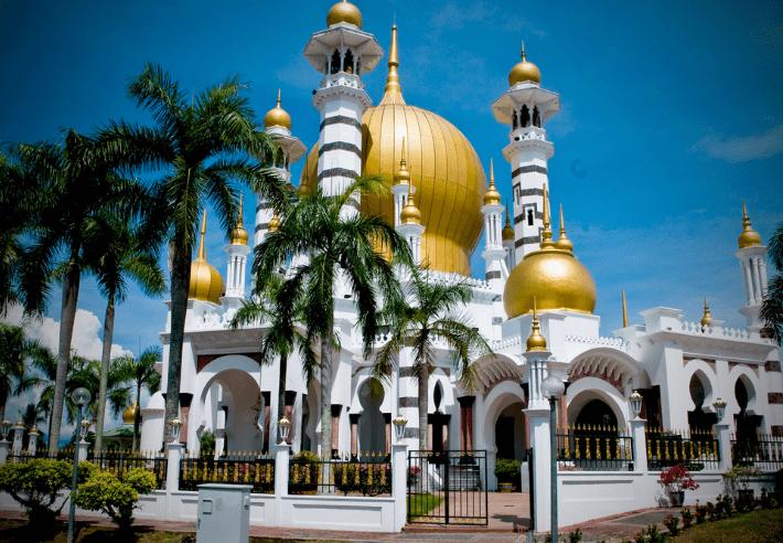 Masjid Ubudiah – Perak, Malaysia