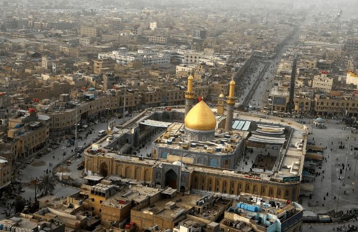 Masjid dan Situs Makam Imam Husayn – Karbala, Irak