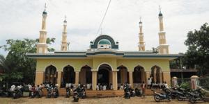Msjid Jami' Al-Muttaqin, Pegaulan, Cikarang