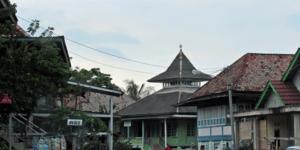 Musholla Al-Azharia Dusun V Burai