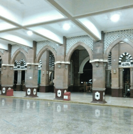arsitektur Masjid Agung An-Nur Banjarnegara