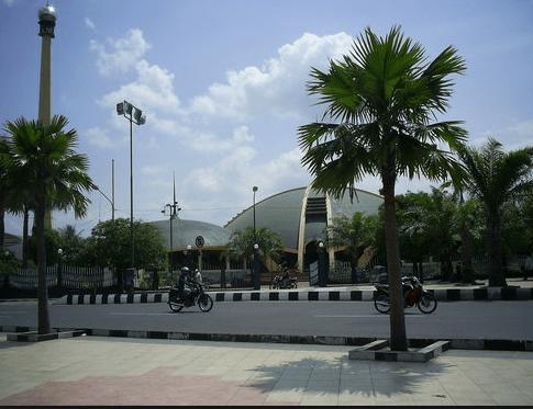arsitektur Masjid Agung Jember