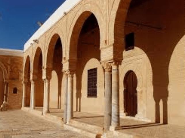 arsitektur Masjid Agung Kairouan – Tunisia