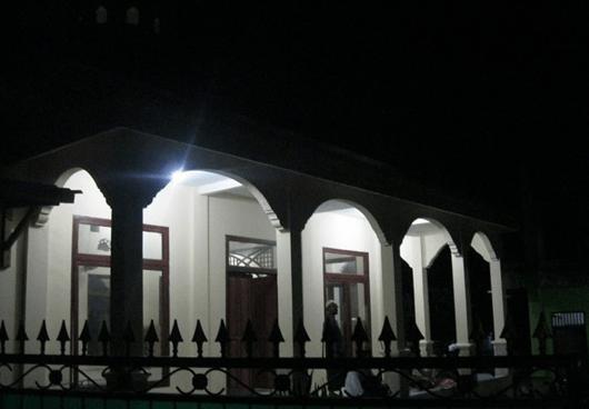 arsitektur Masjid Al-Muawanah – Rawa Banteng Cikarang