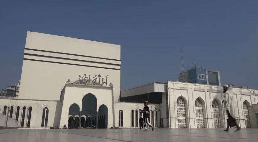 arsitektur Masjid Baitul Mukarram – Masjid Nasional dan Masjid Terbesar di Bangladesh