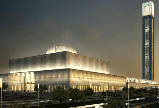 arsitektur Masjid Djamaa El Djazair – Masjid Terbesar Ke Tiga Di Dunia