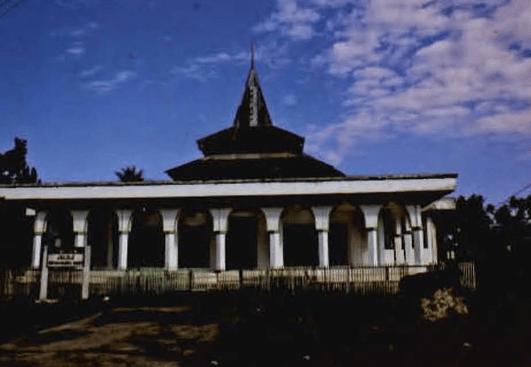 arsitektur Masjid Gammalamo – Jailolo
