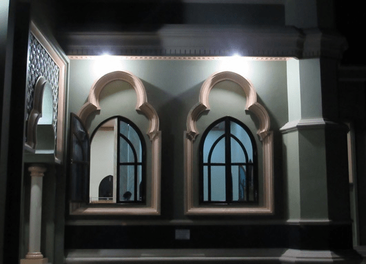 arsitektur Masjid Jami' Darunnajah – Kemegahan di Lintas Timur Sumatera