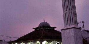 arsitektur Masjid Jami Darussalam Griya Persada Indah Cikarang Selatan