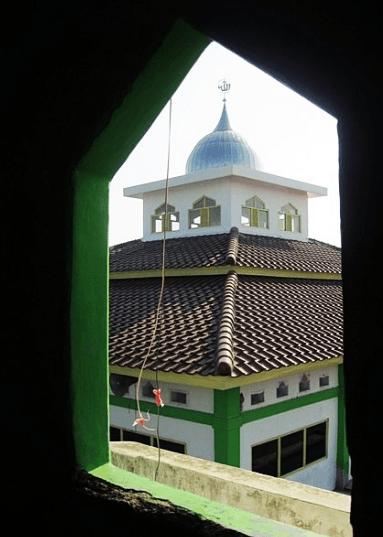 arsitektur Masjid Nur Al-Anwar, Karya Mulya, Batujaya, Karawang
