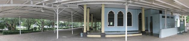 arsitektur Masjid Syifa Budi – Lippo Cikarang