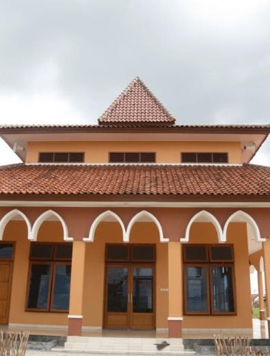 depan Masjid Perumahan Permata Cikarang Timur