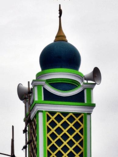 menara Masjid Darul Khidmah Sidogiri (DKS) – Cikarang