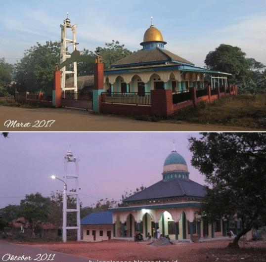 renovasi Masjid Jami' Miftahul Huda – Kampung Jati