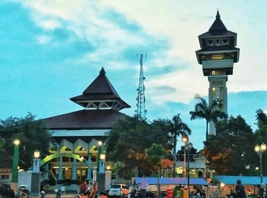 Masjid Agung Baiturrahman Rembang