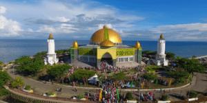 Masjid Agung Lasusua – Kolaka Utara