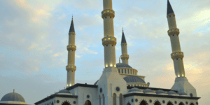 Masjid Al-Farooq Omar Bin Al-Khattab, Dubai, Uni Emirat Arab