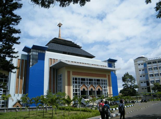 Masjid Al-Furqon, Universitas Pendidikan Indonesia