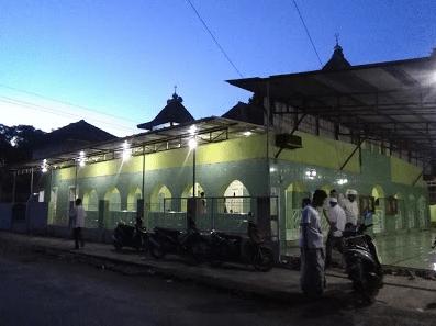 Masjid Al-Kurdi, Saksi Sejarah Kabupaten Brebes