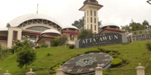 Masjid At-Ta'awuun – Cisarua, Bogor