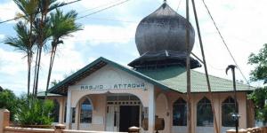 Masjid At-Taqwa Ketapang