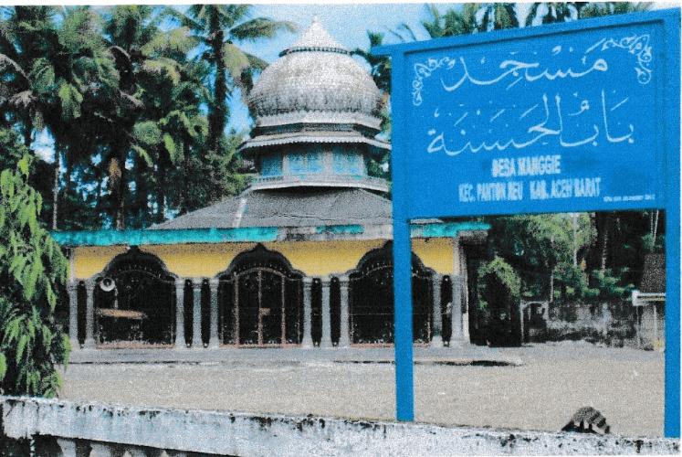 Masjid Babul Hasanah – Kayong Utara, Kalimantan Barat