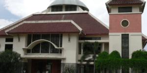 Masjid Baitul Kamal – Depok, Jawa Barat