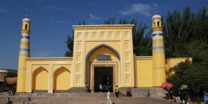 Masjid Id Kah - Masjid Terbesar di China