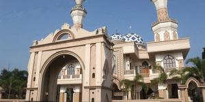 Masjid Jami' Baiturrahman I Robayan
