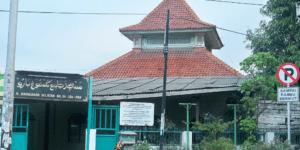 Masjid Jami' Kampung Baru Inpak